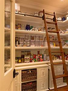 A Look At Some Walk-In Pantries From Houzz com Homes of