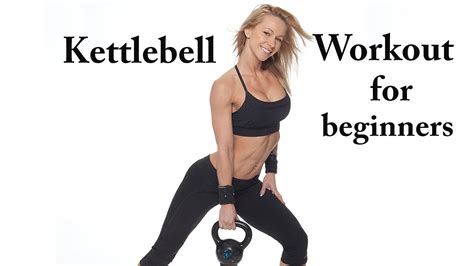 kettlebell workout beginners