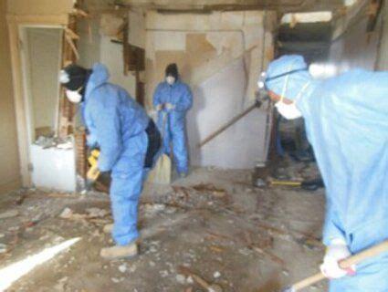 interior demolition clean  debris removal stamford ct