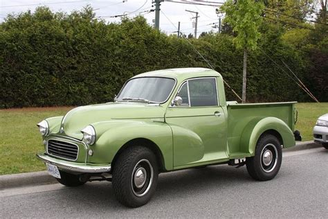 286 Best Images About Morris Pickup On Pinterest