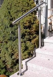 Geländer Für Treppe : edelstahl gel nder f r eine aussentreppe ~ Markanthonyermac.com Haus und Dekorationen
