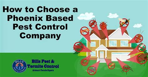choose  phoenix based pest control company bills pest