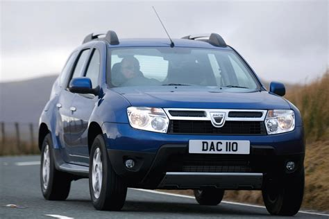 dacia duster  review auto express