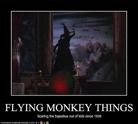 Flying Monkeys Meme - creepy cake n bake a thon robin s witch cake barefoot contessa