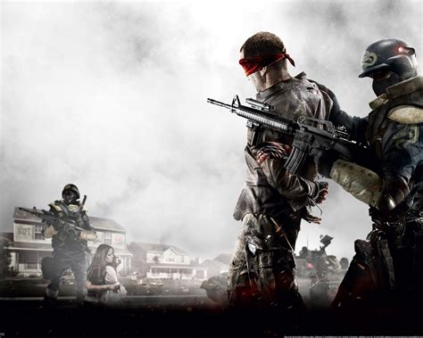 Homefront Fps Game Hd Wallpaper-1280x1024 Download