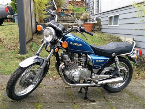 Victory Suzuki by 81 Suzuki Gs 450 City