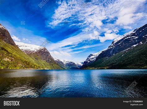 Beautiful Nature Norway Natural Image And Photo Bigstock
