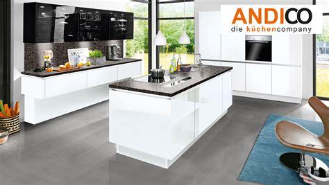 Designküchen  Andico Die Küchencompany