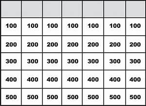 jeopardy game format north dakota studies With jepordy template