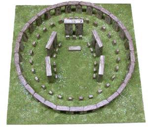 What Stonehenge Used to Look Like