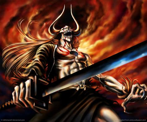 Epic Anime Demons Epic Anime Backgrounds Wallpapersafari