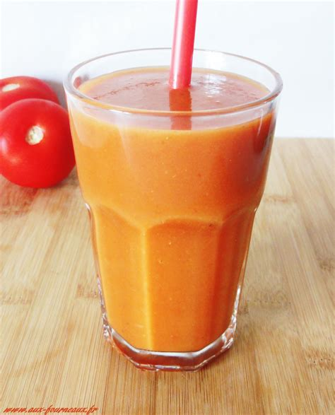 cuisiner des petits pois frais gaspacho tomate et basilic aux fourneaux
