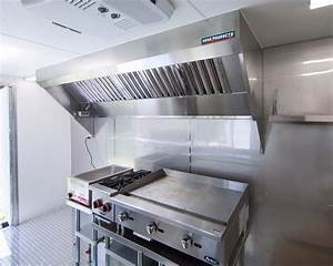 4 U2019 Food Truck And Concession Trailer Hood System With