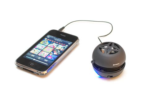 speaker for iphone review exspect pop up travel speaker usb rechargeable