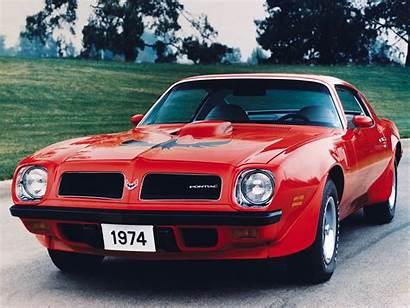 Firebird Pontiac Trans Am 1974 1972 455