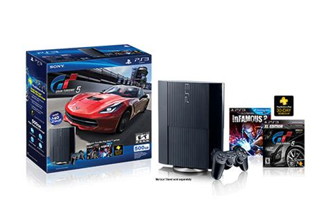 Playstation 3 Legacy Bundle Tech Specs Ps3 Systems