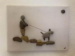 Led Bild Selber Machen : steinbild auf leinwand tierliebe produkte ~ Bigdaddyawards.com Haus und Dekorationen