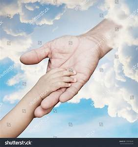 Baby Hand Reach Out God Stock Photo 129078545 - Shutterstock