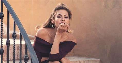 Eva Mendes Talks About Returning Cuba Raising Her