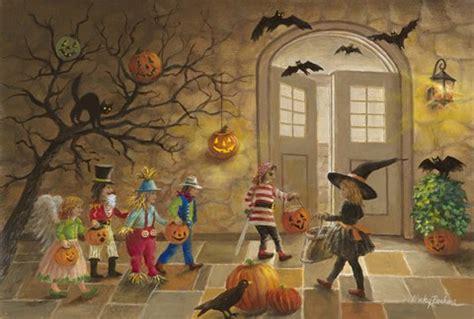 halloween fun fine art print  nicky boehme