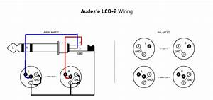 Audeze 4 Pin Mini Xlr To Trs - Wiring Help
