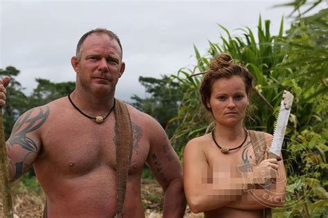 Cassie Naked And Afraid List Of Naked And Afraid Episodes Wikipedia