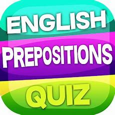 English Prepositions Quiz  Android Apps On Google Play