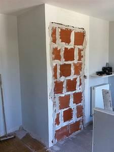 comment reboucher une porte 6 choisir une cloison en With comment reboucher une porte