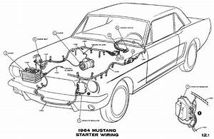 1967 Cougar Headlight Wire Diagram