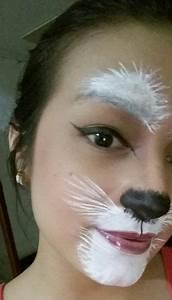 Hase Alice Im Wunderland Kostüm : ein wei es kaninchen tierparty tierische deko in 2019 kost m hase schminken und karneval ~ Frokenaadalensverden.com Haus und Dekorationen