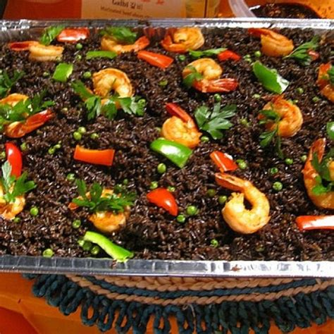 cuisine v駭itienne recettes riz djon djon ree jon jon haitian black rice riz djon djon is a popular haitian dish and remains a personal favorite among th