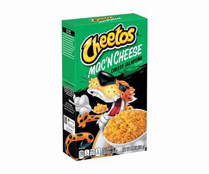 Cheetos Cheese Mac Jalapeno Cheesy Bold Queso