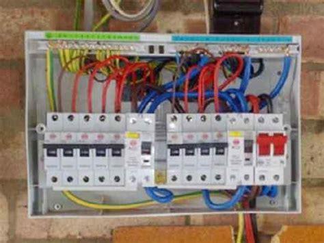 Electrical Fuse Box Regulation by Tunbridge Electricians Fuse Boxes Kent Tn1 Tn2 Tn3 Tn4