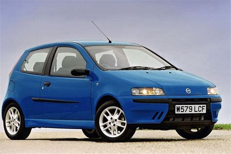 fiat punto  car review honest john