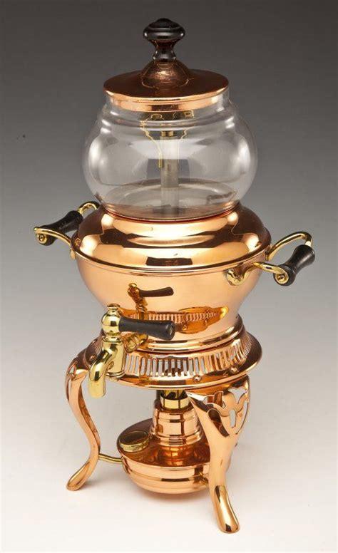 copper sternau coffee machine aug   cordier auctions appraisals  pa coffee