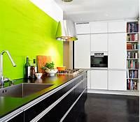 inspiring kitchen accent wall Avant-Garde Modern Homes Blog: Modern contemporary ideas ...