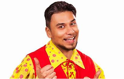 Ricky Eastenders Norwood Panto Star Ex Fatboy