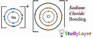 In Sodium Chloride Crystals  What Is The Distance Between