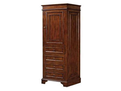 Bathroom Vanity Towers, Cherry Bathroom Linen Cabinets