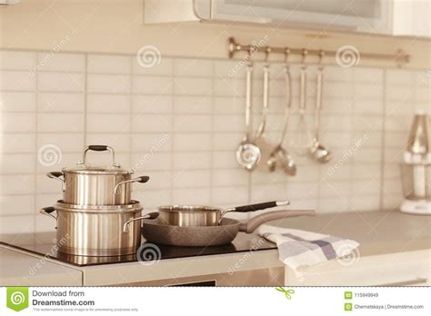 stove cookware electric kitchen