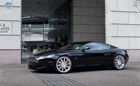 Aston Martin Db9 Custom Wheels Modulare H9 21x9.0, Et