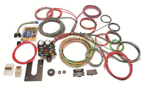 Painless Wiring Universal Circuit Harnesss Ebay