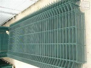Panneau De Grillage Rigide : cloture rigide prix usine ~ Dailycaller-alerts.com Idées de Décoration