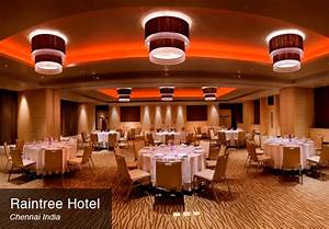 ILD Integrated Lighting Design Ballroom Projects