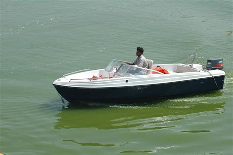 Motor Boats by Motorboat