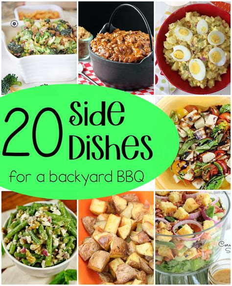 sides for a bbq side dishes for a bbq typically simple
