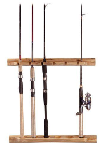fishing pole storage rack 60 best fishing rod rack images on fishing