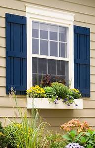 Simple, Diy, Window, Shutters