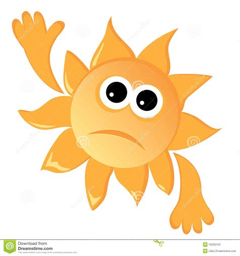 sun l for sad sad sun stock photos image 15532153
