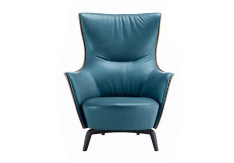 Blue Armchair by Mamy Blue Armchair Poltrona Frau Milia Shop